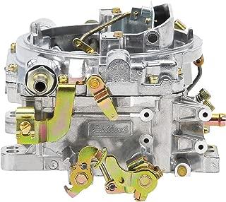 Edelbrock 1404 Performer Series 500 cfm, Square-Flange, Manual Choke Carburetor (non-EGR),