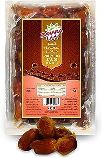 Bayara Premium Saudi Dates Vacuum, 1Kg