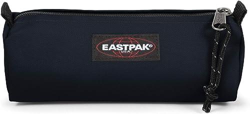 Eastpak Benchmark Single Trousse, 21 cm, Bleu (Cloud Navy)