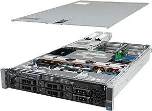 High-End Virtualization Server 12-Core 64GB RAM 12TB Raid PowerEdge R710 (Renewed)