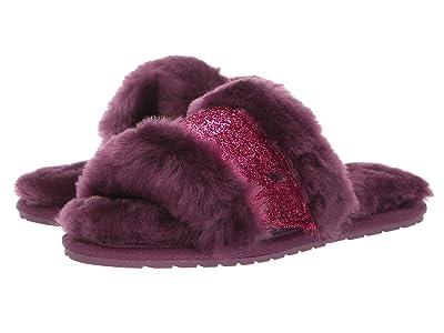 EMU Australia Kids Wrenlette Play Teens (Little Kid/Big Kid) (Plum) Girls Shoes