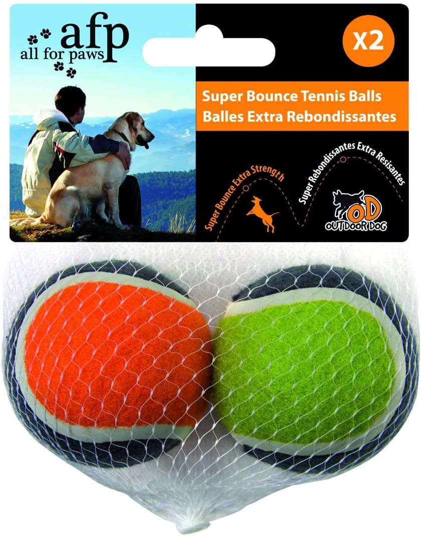 ALL FOR PAWS Outdoor 2021 autumn and winter new - latest Retractable Bounce Thrower Super T Ball
