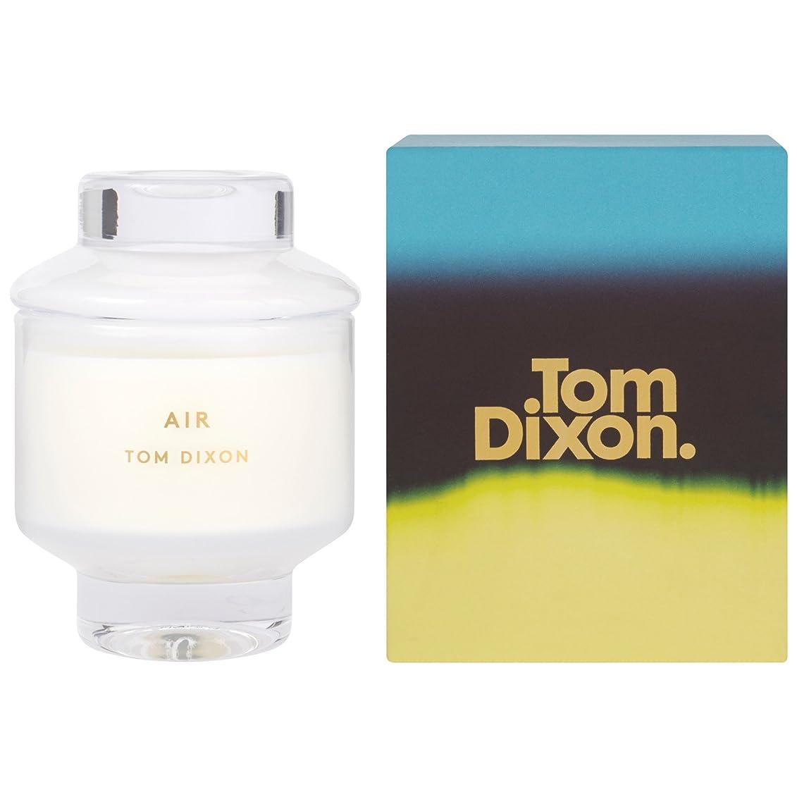 詐欺師勝利信号Tom Dixon Air Scented Candle Medium - トム?ディクソン空気の香りのキャンドル媒体 [並行輸入品]