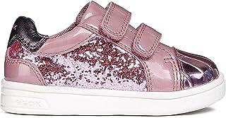 Geox b new balu' girl a scarpe da ginnastica basse bimba amazon shoes crema