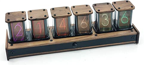 NovelLife Digital Alarm Clock Black