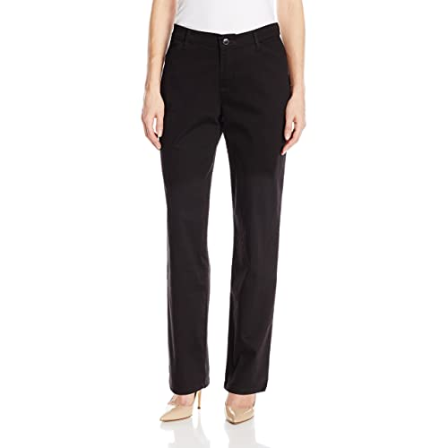 aada1c53 LEE Women's Relaxed Fit All Day Straight Leg Pant