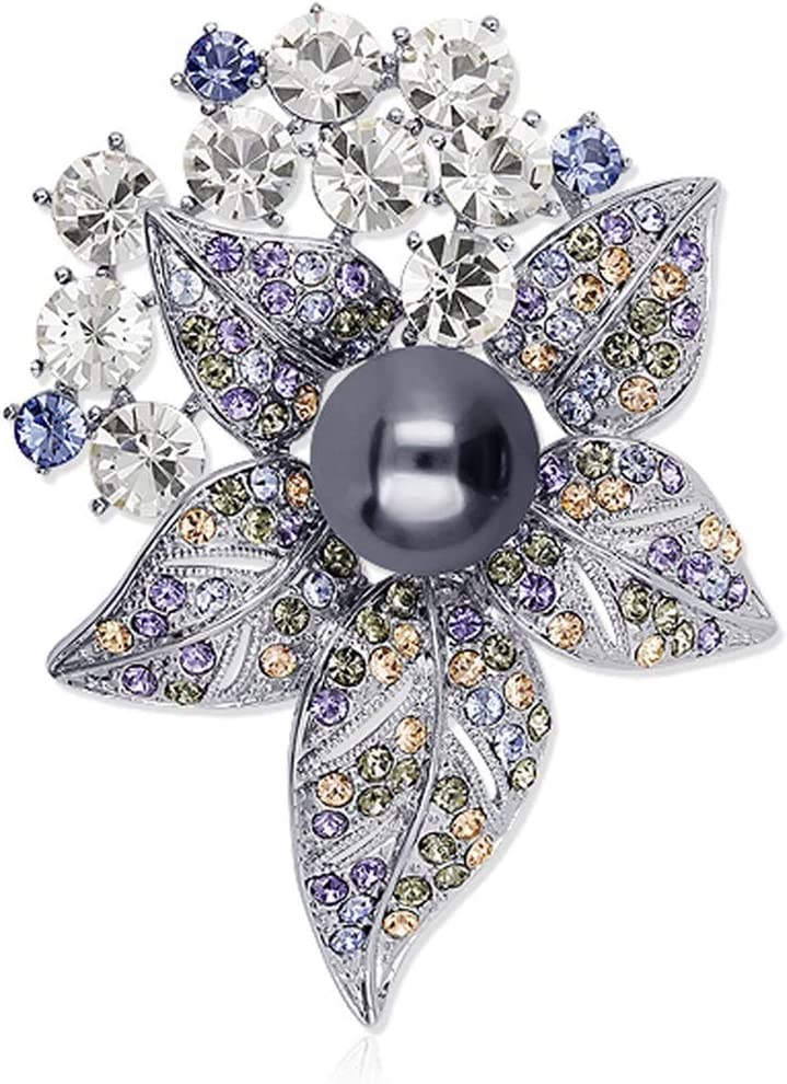 Pins 1 Pack Fashion Limited Special Price Alloy Manufacturer OFFicial shop Corsage Ladies Temperament Acce Brooch