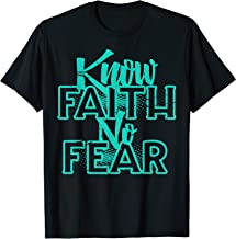 no fear all faith