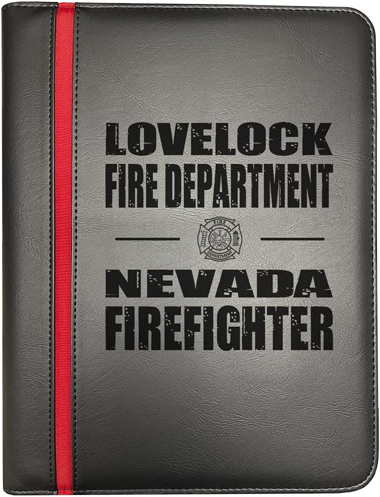 OFFicial mail order Compatible with Lovelock Nevada Fire Firefighter Outlet sale feature Departments Thi
