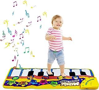 Piano Playmat, Kids Piano Mat Muzikaal Tapijt Baby Vloer Toetsenbord Mat Touch Play Muziek Dans Mat voor Peuter Kinderen K...