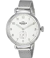 Shinola Detroit - The Canfield 38mm - 20121833