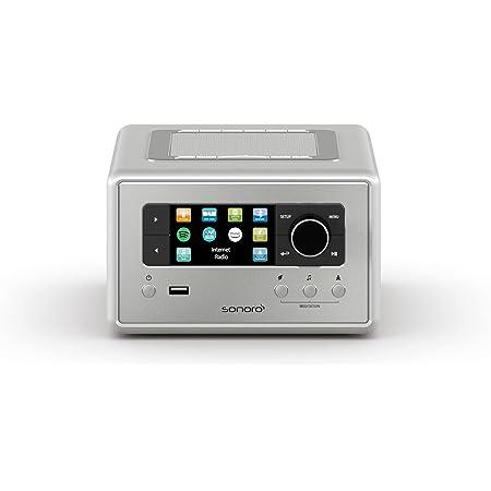 Sonoro Relax Internetradio Mit Bluetooth Und Usb Elektronik