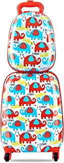 Goplus 2Pc Kid Luggage, 12