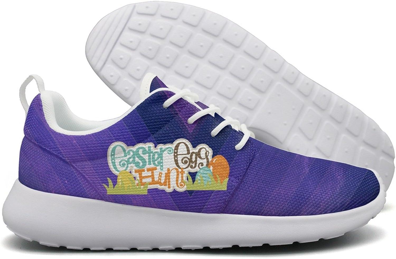 Easter Egg Hunt Women Flex Mesh Casual shoes For Women