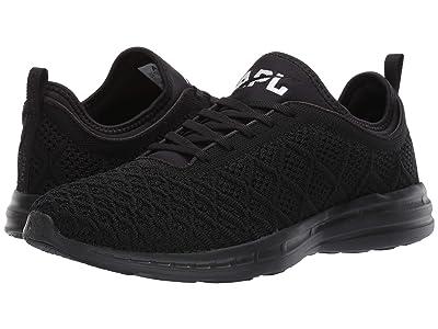 Athletic Propulsion Labs (APL) Techloom Phantom (Black/Black/White) Men