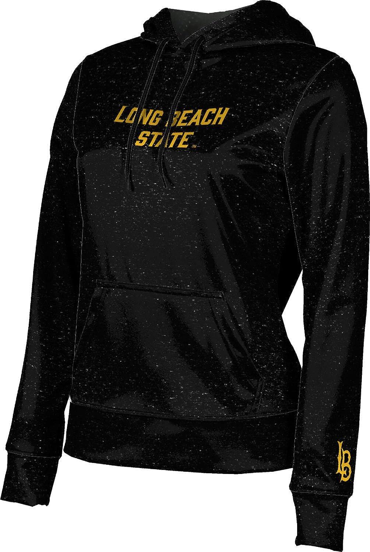 ProSphere California State University Long Beach Girls' Pullover Hoodie, School Spirit Sweatshirt (Heathered)