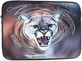 A1708 Macbook Pro Case Cougar Animal Art Swirl Decorative Page Macbook Case Multi-Color & Size Choices10/12/13/15/17 Inch...