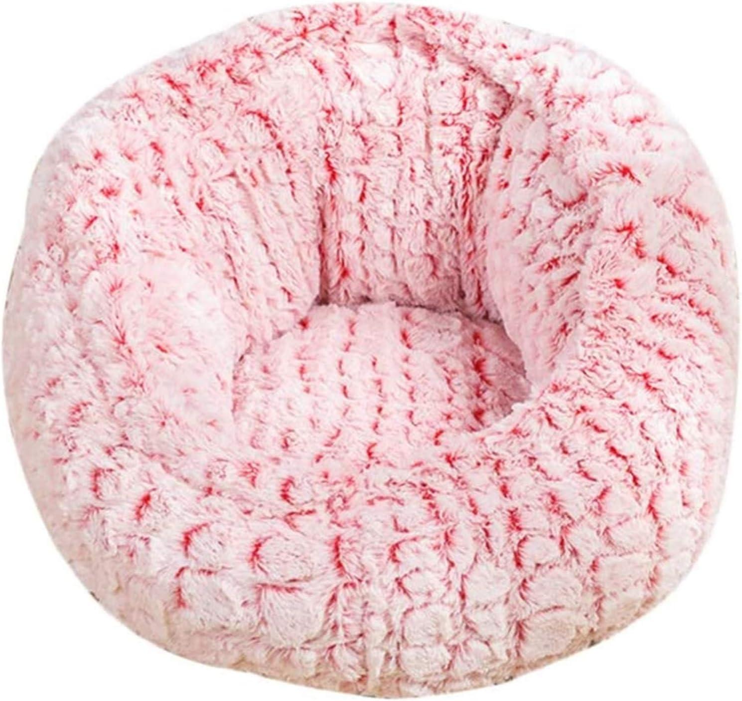 Getrichar Winter Pet Bed Thickened Soft Dog Drawstring Desig Overseas parallel import regular Albuquerque Mall item