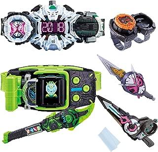 Kamen Rider Zi-o Henshin Belt DX Ziku Driver & DX BeyonDriver & DX Ride Watch Holder & Ghost Ride Watch & DX Zikan Despear & DX Saikyo Girade & DX Zikan Girade & Cleaner Cloth Zio & Woz Transform