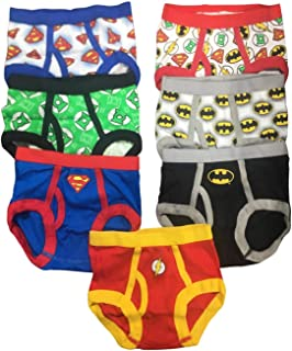 a40f517f7d Spiderman Batman Green Lantern Flash Justice League DC Boys Hero Up ! 100%  Cotton 7