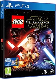 LEGO Star Wars The Force Awakens for PlayStation 4