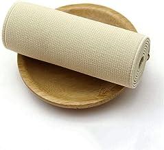 Xpwoz 2m 8cm Naaien Elastic Band DIY Ondergoed Broeken Schoenen Singels Ribbon Tapes Broeken Rubber Bands Accessoires (Col...