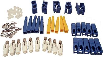 crimp fiber optic connectors