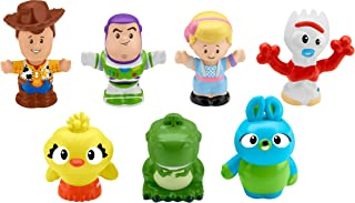 Toy Story Fisher-Price Little People - Pack de 4 figuras