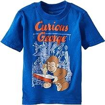 Curious George Boys' Short Sleeve T-Shirt