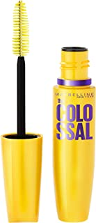 Maybelline New York Makeup Volum' Express The Colossal Washable Mascara, Glam Black Mascara, 0.31 fl oz