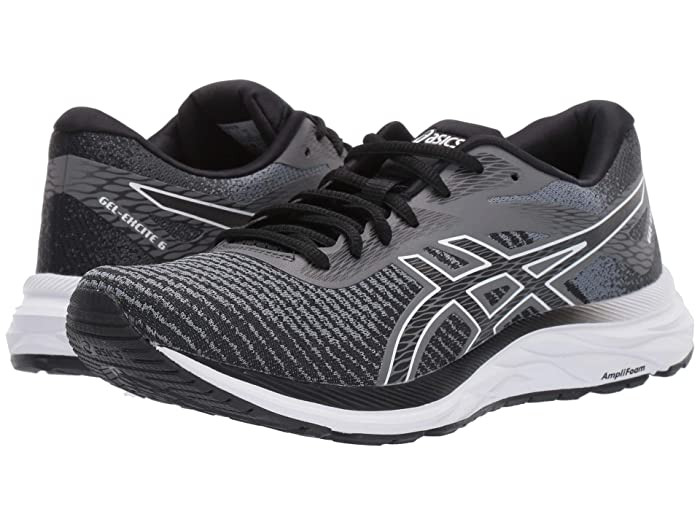 ASICS  GEL-Excite 6 (Stone Grey/White) Womens Running Shoes
