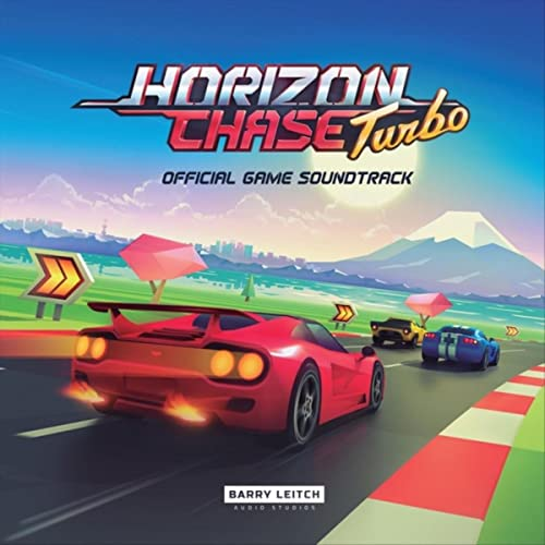 Horizon Chase Turbo (Official Game Soundtrack) by Barry Leitch on Amazon Music - Amazon.com
