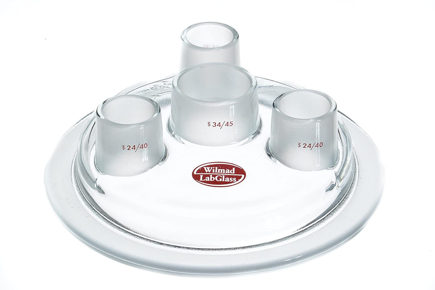 Wilmad-LabGlass Classic 70% OFF Outlet LG-8083-100 4-Neck Flat Flange V Molded Reaction