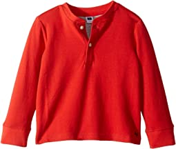 Long Sleeve Henley (Toddler/Little Kids/Big Kids)