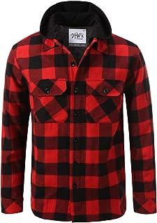 black jacket red hood