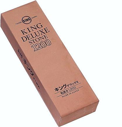 キングデラックス 研ぎ器 高級刃物用砥石 標準型 #1200 中仕上用 DX-1200