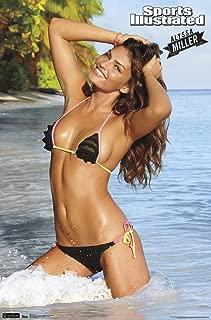Trends International Sports Illustrated-Alyssa Miller 12 Clip Bundle Wall Poster, 22.375