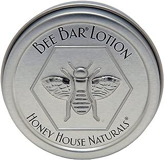Honey House Naturals Small Bee Bar Lotion, Natural, 0.6 Ounce