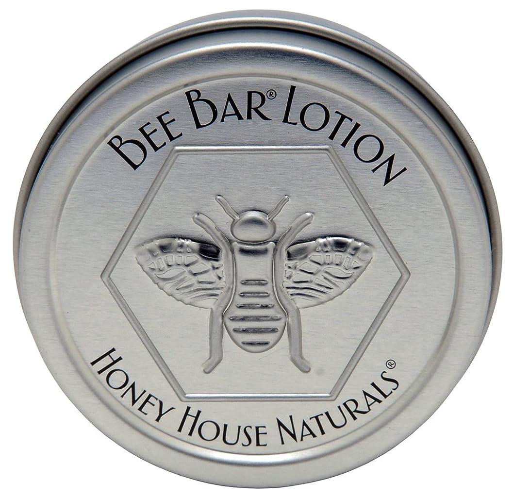 孤独な発生再生的BEE BAR LOTION ビーバーローション(ナチュラル)(トラベルサイズ17g)