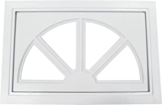Garage Door Windows Sunrise Design