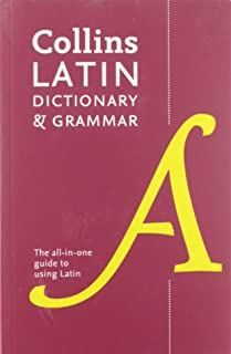 Latin Dictionary and Grammar: Your All-in-One Guide to Latin