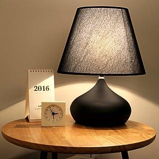 Tischlampe Schlafzimmer Wohnzimmer Bedside American industrielle kreative Schreibtisch Lampe einfache dekorative Zement Lampe,EIN Möbel & Wohnaccessoires