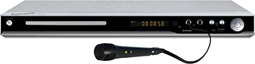 new arrival Supersonic wholesale SC-31 5.1 Channel DVD Player with HDMI Up Conversion, USB, SD Card online Slot and Karaoke sale