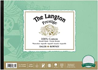 the langton prestige watercolour pad