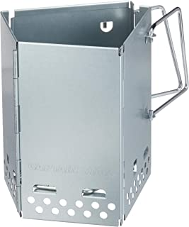 CAPTAIN STAG鹿牌烧烤用 折叠 火炉加热器 碳制名人