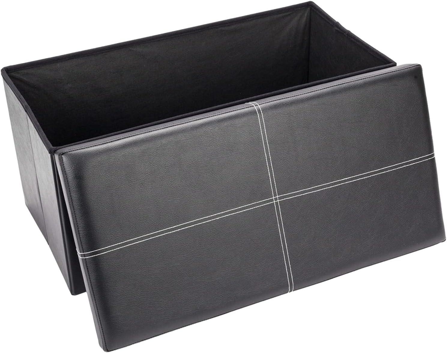 YAngXiaoYan Footstool 763838cm Black Regular dealer Weekly update