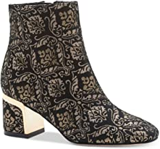 DKNY Corrie Women's Boots Brocade BLK/Gold BGD Size 5 M