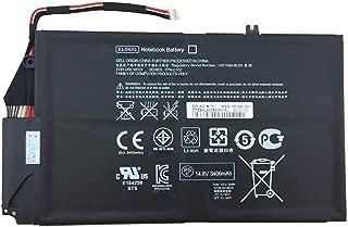 EL04XL TPN-C102 HSTNN-IB3R HSTNN-UB3R 681879-1C1 681879-171 681879-541 681949-001 Laptop Battery for HP Envy Envy 4 SLEEKBOOK PC 4-1005XX Envy 4 SLEEKBOOK 4-1001TU NB 4-1043CL IB3R 4 (14.8V 52Wh)