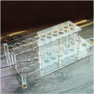 Comidox Clear Acrylic Lipsticks/Cosmetic Organizer/Display/Showcase/Holder (41 Spaces) 1PCS