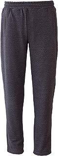 calça moletom mescla fleece masculino cinza escuro